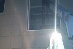 Демонтаж банкомата со второго этажа фото 2