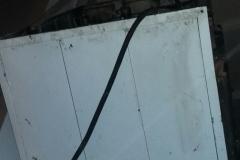 Демонтаж банкомата со второго этажа фото 3