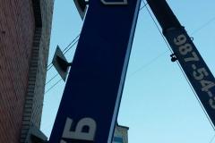 Монтаж конструкций банк ВТБ24 на Красной площади фото 8